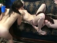 Sexy and wild Ex Girlfriend receives fucked so sEmend that Babe can't help moaning louder