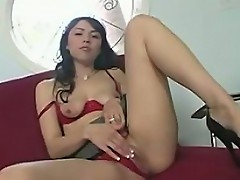 Hot Asian Gets Fucked By Black Guy