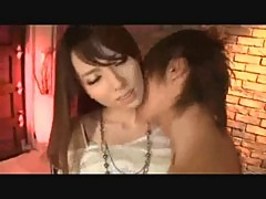 Teen with japanese fuck