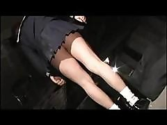 Japanese Prostitute Would Gladly Fuck Her Boyfriend With Strap-on