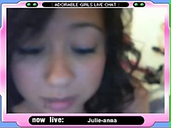 Julie-anna web cam girl, college girl, US ...