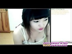 Korean web cam girl part1