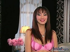 Katsuni gives a blowjob