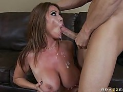 Deep Throated Asian Mature Kianna Dior Gets Facialized In High Heels