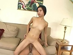 Leandra lee asian slut