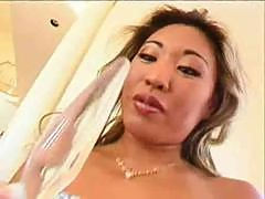 Miko Lee Asian Anal Slut