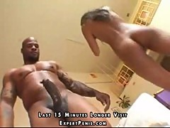 Thickness of black cock makes Nyomi Marcela happy